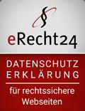 E-Recht24 Impressum Sigel